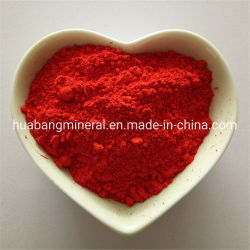 Высокое качество красный/желтый/зеленый/синий/черный/фиолетовый/ коричневый оксид железа пигмент неорганический пигмент порошок