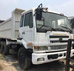 10wheeler verwendeter Ladung-LKW Nissan-Ud für Antigua-Markt