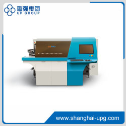 Dumax-330 Rollen-zu-Rollen Hochgeschwindigkeitsdigital-Kennsatz-Drucken-Maschine