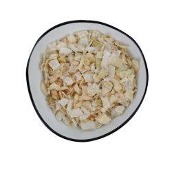 100% cipolla bianca pura/fiocchi di cipolla bianca