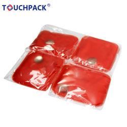Aquecedores de mão instantâneas Pack de calor Almofada de aquecimento da onda de calor