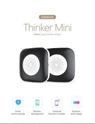 Pensador Geeklink Mini hub casa inteligente Ponte Inteligente com controle remoto sem fio para segurança doméstica