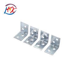 Montaggi fissi della mobilia dell'angolo del hardware del ferro su ordinazione del metallo per il sofà
