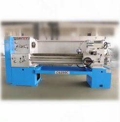 C6150 Manual de la máquina CNC torneadora torno horizontal no
