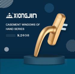 ألومنيوم [زينسي] سبيكة [مولتي-بوينتس] تعقّب هويس نافذة مقبض لأنّ شباك [ويندوو-ك2038]