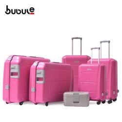 Nuovo stile sui bagagli duri poco costosi delle coperture della valigia dei pp
