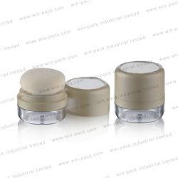 Winpack hiqh qualità estetica Loose polvere compatta Case make up Imballaggio