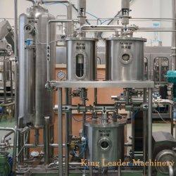 Misturador de Bebidas Carbonatadas conteúdo elevado