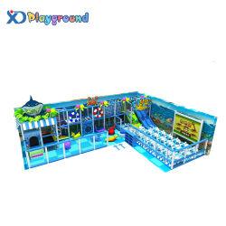 Couleur préférée de terrain de jeux intérieure durable jouets de jeux intérieur de l'école