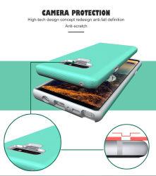 تقنية 2 في 1 لمقاومة الصدمات مزدوجة الطبقات ومقاومة للصدمات حقيبة رفيعة ورفيعة لـ Samsung Galaxy Note 9