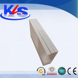 materiale a temperatura elevata dell'isolamento termico di calore della scheda del silicato del calcio di 650c 1100c
