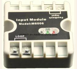 Mode entrée du système d'alarme incendie adressables Module détecteur de fumée