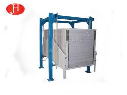 A fécula de batata doce secas do separador de fibra de alta eficácia Sifter fábrica de produção de amido ou fécula