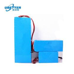 スーパーカスタムリチウムイオン充電式 Lipo E バイク 72V バッテリ BMS を使用して