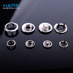 ハンズの中国製流行のペンキの熊手のリングのスナップボタン