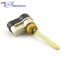 Cilindro del mortasare della chiavetta di 5 Pin, tasto della chiavetta in cilindro della serratura del perno