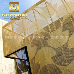 外部の装飾的なアルミニウムプロフィールの建物のカーテン・ウォール(KH-CW-67)