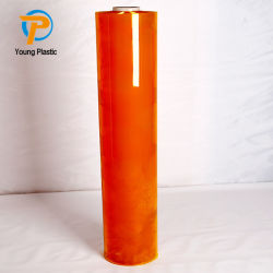Soluble dans l'eau transparente en PVC de vinyle Super Clear Film plastique