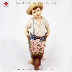 La resina de OEM Manualidades Decoracion Jardinería niños regalos Figurine