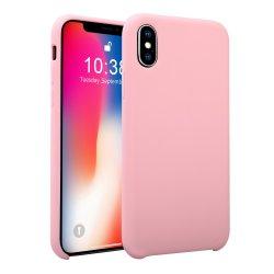 Étui en silicone liquide pour Apple iPhone Xr Original Accessoires de téléphone cellulaire