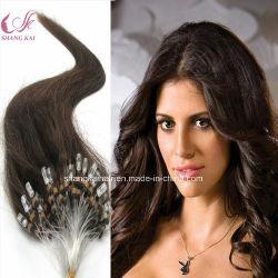 Proveedor de fábrica el Cabello Remy Micro Link Hair Extension