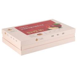 Vakje van de Gift van het Document van de Lade van het Lint van het Karton van de Kaart van het Huwelijk van het Horloge USB van de Juwelen van de Luxe van het Embleem van de douane het Verpakkende Zwarte