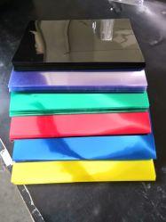El enlace de PVC Papel PP archivo portátil de plástico cubiertas papelería