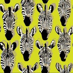 Impression de gros de coton stretch Lycra Jersey Tissu de tricotage de vêtements pour enfants