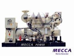 50/60 Hz 50kw 100 kw 150 kw 200 kw 250 kw 300 kw 400 Kw de puissance électrique générateur diesel marin avec moteur Cummins[CRG020]
