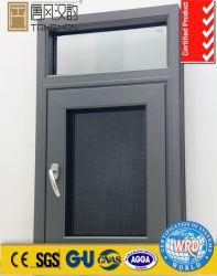 Charnière en acier inoxydable des fenêtres à battants en aluminium haute qualité pour la vente