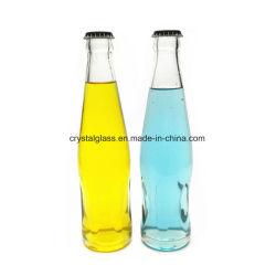 Gekohlte Getränk-Glascoca- colaflasche