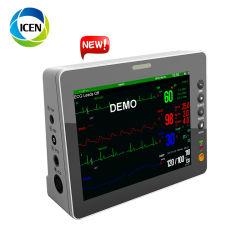 Em C8000 China Mão Mini Multiparamétricas Home Use o Monitor de Paciente
