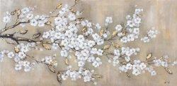 Plum Blossom Handmade Wall Art peinture huile sur toile Accueil Produits