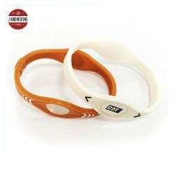 Power Silicone Balance Performance Technology Silicon Bracelet Wristband