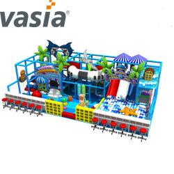 Muro interactivo juego de niños de Material plástico suave interior Tema del océano Playground