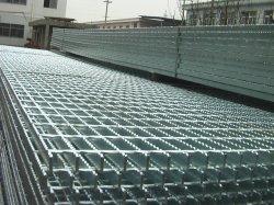 Rejilla de acero galvanizado en caliente las escaleras de la escalerilla