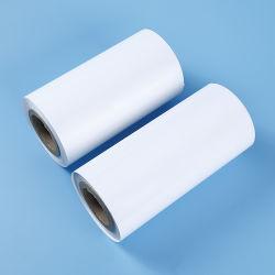 Riesiges Rollenfertigkeit beschichtete weißes Kraftpapier-Freigabe-Papier