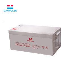 MOQ bajo Custom 12V 250Ah batería de plomo ácido