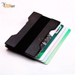 Qualidade de alta segurança a função de proteção metálica de Bolso Cartão de visitas encaixar