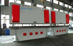Wc67y 300t gran hidráulica CNC prensa de doblado en tándem con servomotor