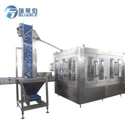 Roestvrij staal 304 de Volledige Automatische Machine van het Flessenvullen van de Thee Wulong Ronde/Vierkante