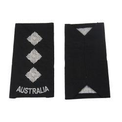 Estilo Personalizado de alta qualidade uniforme militar Epaulet bordados