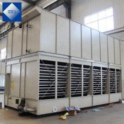 Sistema de Refrigeração HVAC Industrial torre de refrigeração fechado para o resfriador de água de resfriamento de Refrigeração