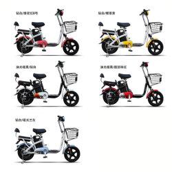 Новейшие складные портативные доставки быстро светодиодный индикатор Поддержка CKD 2 Колеса Electrico взрослых дешевые Kick плата E Scooters Велосипеды Велосипед