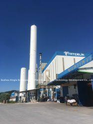 De Installatie van de vloeibare Stikstof voor de Chemische Apparatuur van de Scheiding van de Lucht van de Industrie