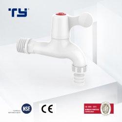 PVC PP du raccord de tuyau en plastique ABS Eau du robinet clapet à bille