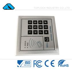 Electri 자석 자물쇠를 가진 인터콤 RFID 카드 판독기