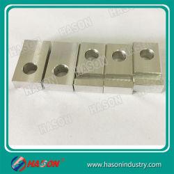 Pin腺の部品/精密CNCの旋盤機械化アルミニウムPin腺を機械で造る習慣CNCの回転アルミニウム
