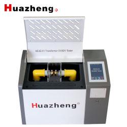 Portable Pressão de Óleo tensão de descarga Bdv Resistência dielétrica do Dispositivo de Teste