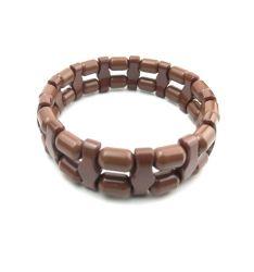 Черный коричневый энергии турмалин камня браслет оптовые дешевые цены